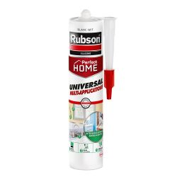 Rubson Mastic Blanc Multi Usages Perfect Home 280ml Blanc