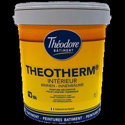 Theotherm Intérieur blanc