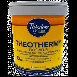 Theotherm Extérieur blanc