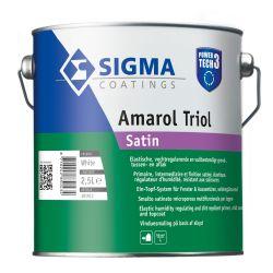 Sigma Amarol Triol Satin Blanc