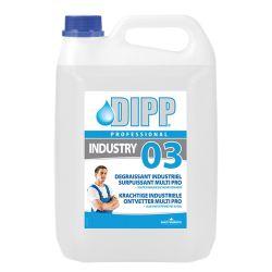 Dipp 03 Dégraissant Surpuissant Multi Pro 5l