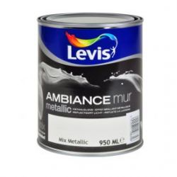 Levis Ambiance Mur Metallic 1l