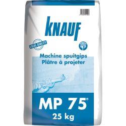 Knauf MP 75 Plâtre à projeter 25KG