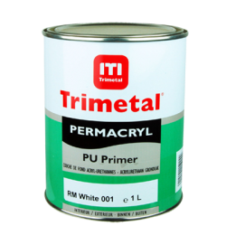 Trimetal Permacryl PU Primer blanc