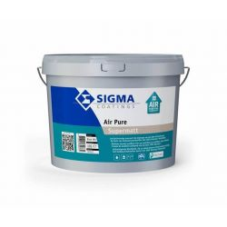Sigma Air Pure Supermatt Blanc