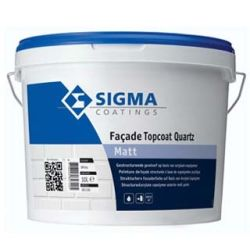 Sigma Façade Topcoat Quartz Matt