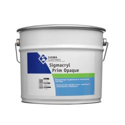 Sigmacryl Prim Opaque blanc