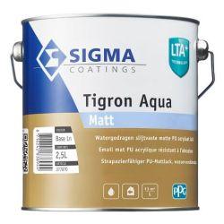 Sigma Tigron Aqua Matt Blanc