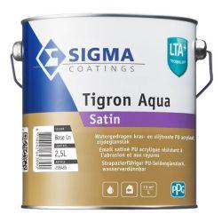 Sigma Tigron Aqua Satin blanc