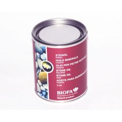 Biofa Stone Oil satin incolore (2100)