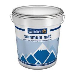 Gauthier Sommum Mat Blanc