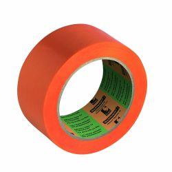 Tape Orange PVC 50mm x 33m