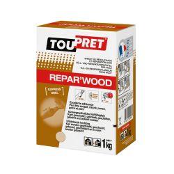 Toupret Repar'Wood 1kg