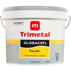 Trimetal Globacryl Facade Blanc