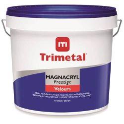 Trimetal Magnacryl Prestige Velours blanc