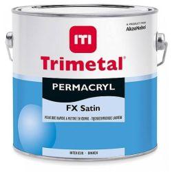 Trimetal Permacryl Fx Satin teintable