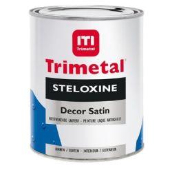 Trimetal Steloxine Decor satin Ral 9010