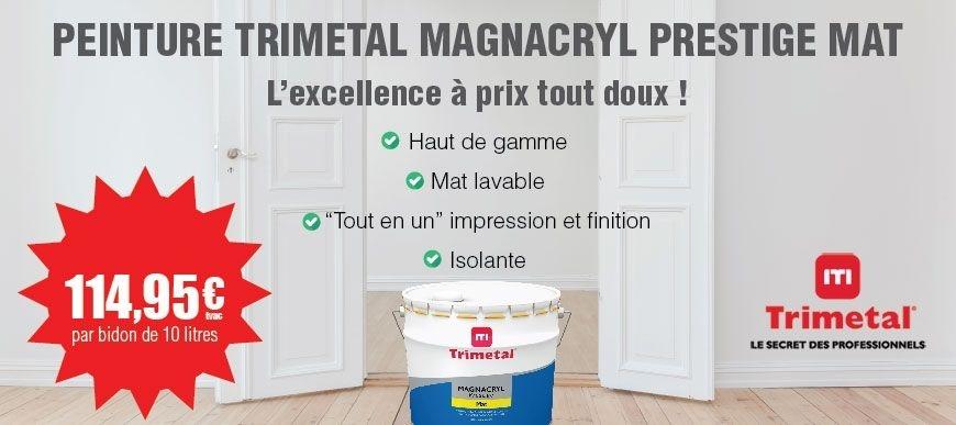 Promo Magnacryl Prestige mate